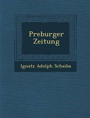Pre Burger Zeitung (Paperback)