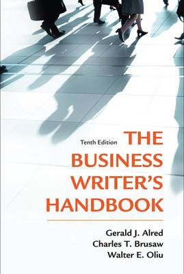 The Business Writer's Handbook (Hardback)