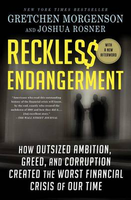 Reckless Endangerment: How Outsized Ambition, Greed, and Corruption Created the Worst Financial Crisis of Our Time (Paperback)