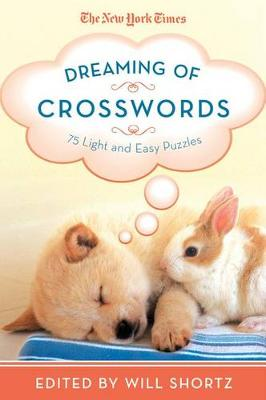New York Times Dreaming of Crosswords (Paperback)