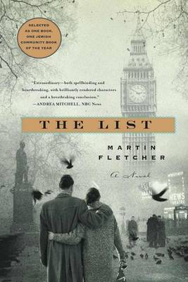 The List: A Novel (Paperback)