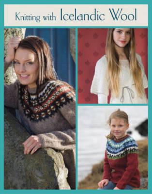 Knitting with Icelandic Wool (Hardback)