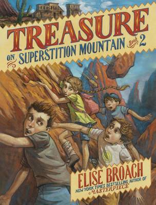 Treasure on Superstition Mountain (Paperback)