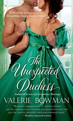 The Unexpected Duchess (Paperback)
