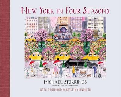 New York in Four Seasons (Hardback)