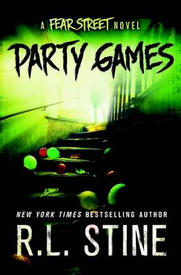 Party Games - Fear Street (Paperback)