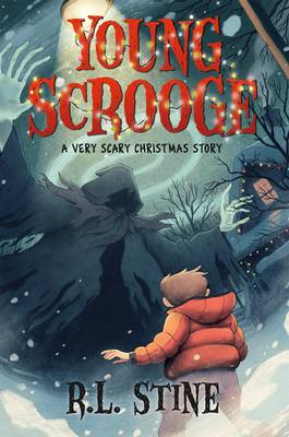 Young Scrooge: A Very Scary Christmas Story (Hardback)