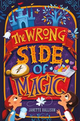 The Wrong Side of Magic (Hardback)