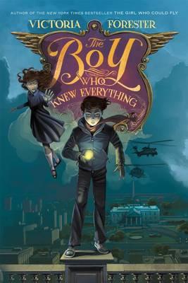 The Boy Who Knew Everything (Hardback)