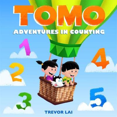 Tomo: Adventures in Counting (Board book)
