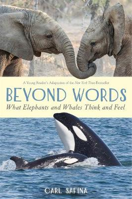 Beyond Words: What Elephants and Whales Think and Feel (Hardback)