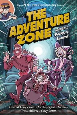 The Adventure Zone: Murder on the Rockport Limited! (Paperback)