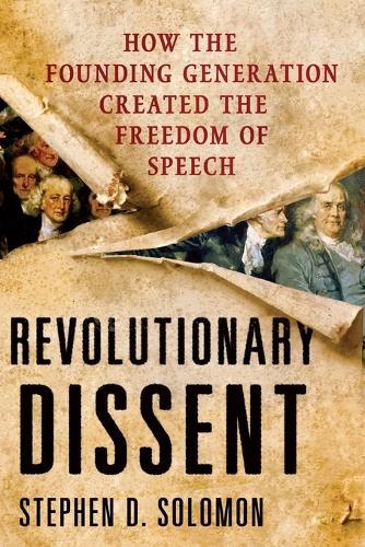 Revolutionary Dissent (Paperback)