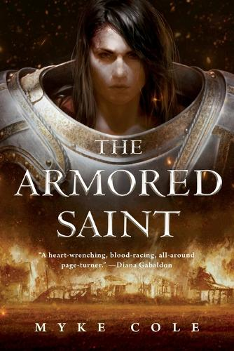 The Armored Saint (Paperback)