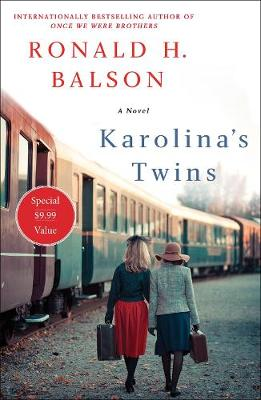 Karolina's Twins: A Novel - Liam Taggart and Catherine Lockhart (Paperback)