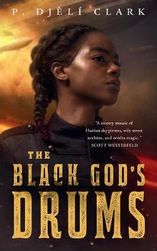 The Black God's Drums (Paperback)