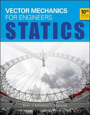 Vector Mechanics for Engineers: Statics (in SI Units) (Paperback)