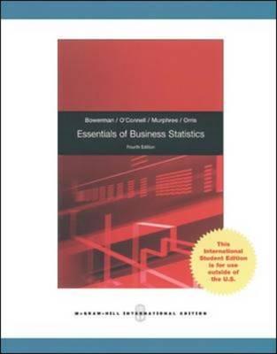 Essentials of Business Statistics (Paperback)