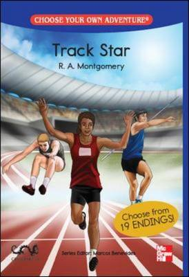 CHOOSE YOUR OWN ADVENTURE: TRACK STAR (Paperback)