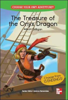 CHOOSE YOUR OWN ADVENTURE: THE TREASURE OF THE ONYX DRAGON (Paperback)