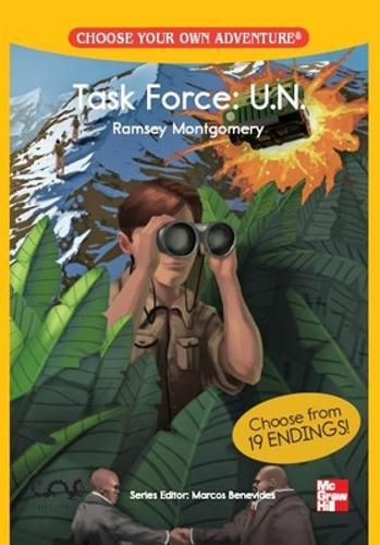 CHOOSE YOUR OWN ADVENTURE: TASK FORCE: U.N (Paperback)
