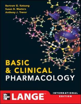 Basic and Clinical Pharmacology (Paperback)
