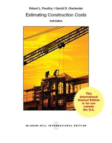 Estimating Construction Costs (Paperback)
