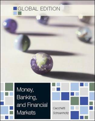 Money, Banking and Financial Markets (Paperback)