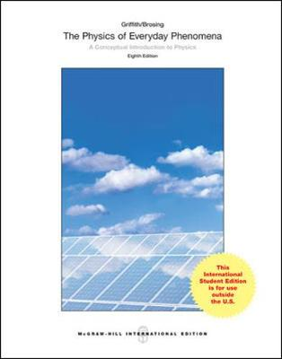 Physics of Everyday Phenomena (Paperback)