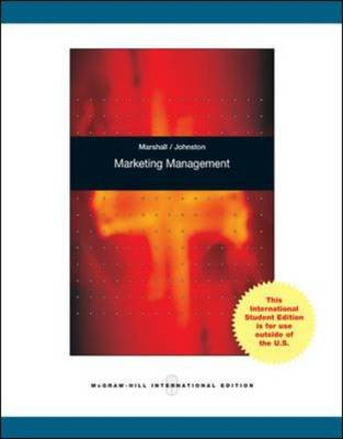 Marketing Management with 2011 Update (Paperback)