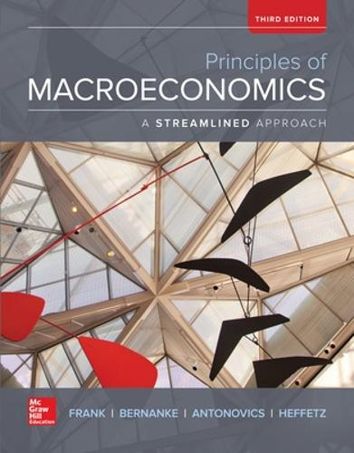 Principles of Macroeconomics, A Streamlined Approach (Paperback)