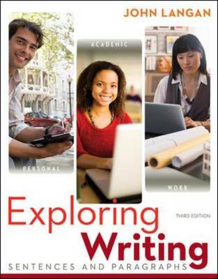 Exploring Writing: Sentences and Paragraphs: with Connect Writing 2.0 (Paperback)