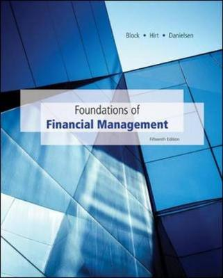 Foundations of Financial Management with Time Value of Money card (Book)
