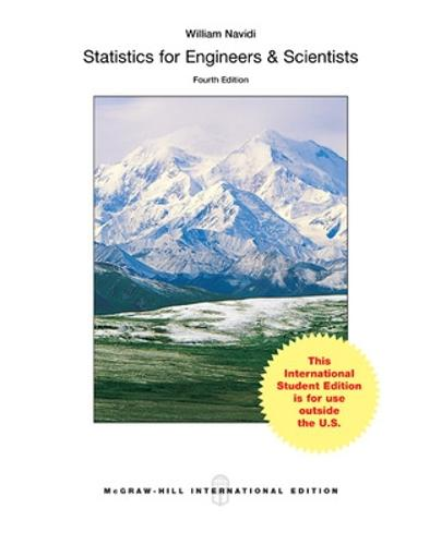 Statistics for Engineers and Scientists (Paperback)