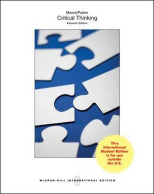 Critical Thinking (Int'l Ed) (Paperback)