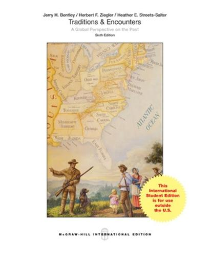 Traditions & Encounters: A Global Perspective on the Past (Hardback)