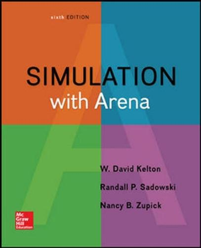 Simulation with Arena (Int'l Ed) (Paperback)