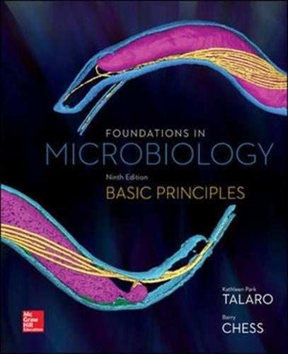 Foundations in Microbiology: Basic Principles (Paperback)