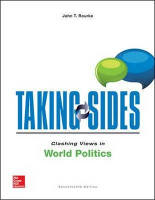 Taking Sides: Clashing Views in World Politics (Paperback)