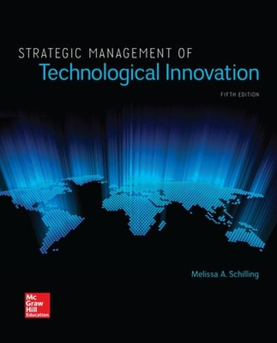 Strategic Management of Technological Innovation (Paperback)