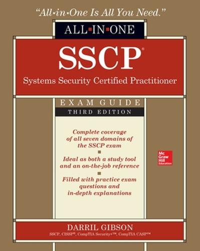 SSCP Systems Security Certified Practitioner All-in-One Exam Guide, Second Edition (Book)