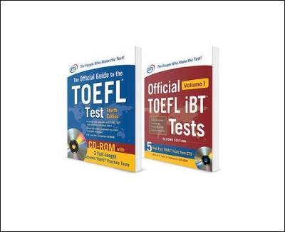 Official TOEFL (R) Test Prep Savings Bundle (Book)