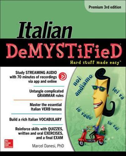 Italian Demystified, Premium (Paperback)