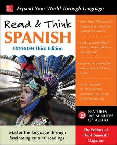 Read & Think Spanish, Premium Third Edition (Hardback)