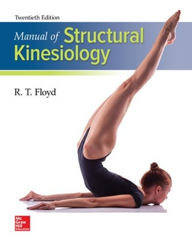 Manual of Structural Kinesiology (Paperback)