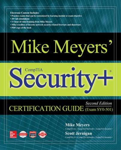 Mike Meyers' CompTIA Security+ Certification Guide, Second Edition (Exam SY0-501) (Paperback)