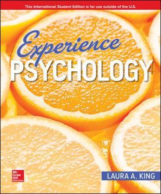 EXPERIENCE PSYCHOLOGY (Paperback)