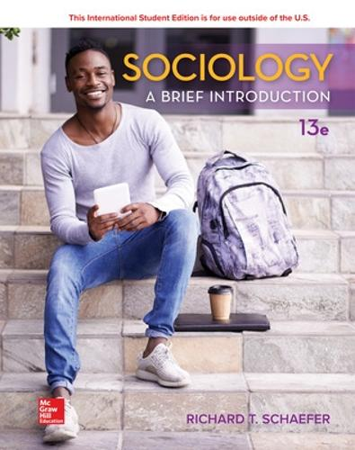 ISE Sociology: A Brief Introduction (Paperback)