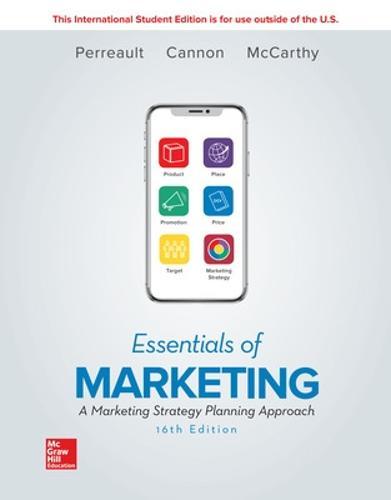 ISE LooseLeaf for Essentials of Marketing (Paperback)