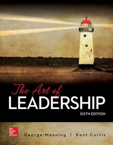 ISE The Art of Leadership (Paperback)